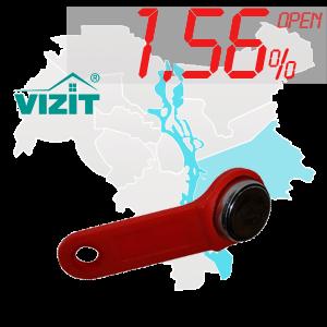 "(1,56%)-Ключ ""№5"" (Vizit)"