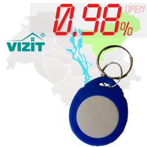 "(0,98%)-Ключ ""№29К"" (Vizit)"