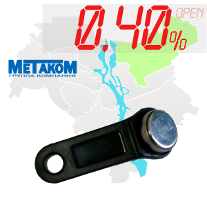 """(0,40%)-Ключ """"№48К"""" (Metakom)"""