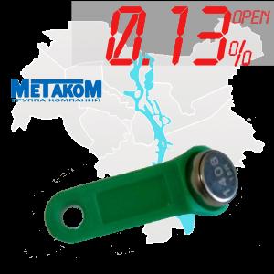 """(0,13%)-Ключ """"№61К"""" (Metakom)"""