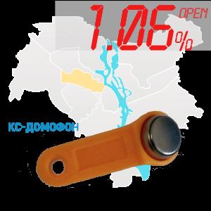 """(1,06%)-Ключ """"№13К"""" (КС)"""