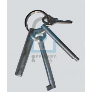 Комплект поштовик ключів